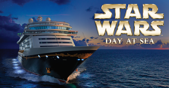 Disney Cruise Star Wars Day at Sea 2017
