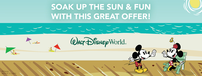 2017 Disney World Resort discount