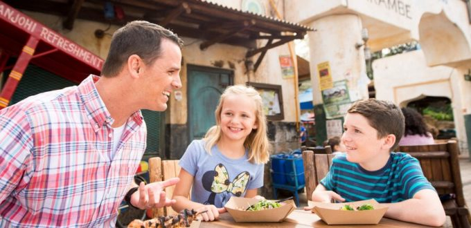 Disney World dining offer for Summer 2019